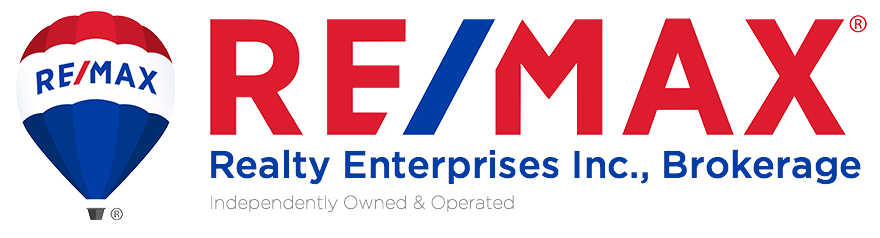 RE/MAX Realty Enterprises Brokerage Logo